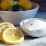 Badsalt och skrubb - Citrus