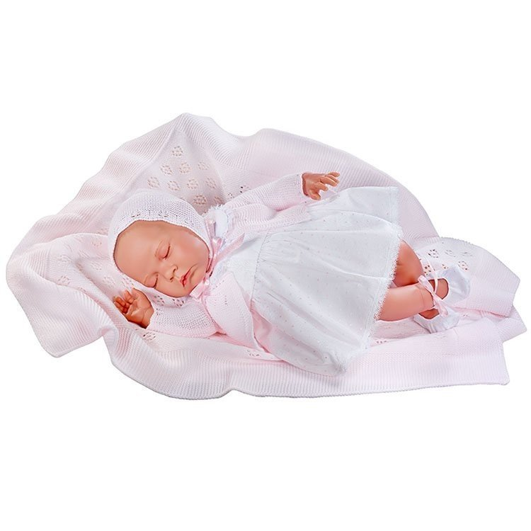 Alba - Limited - Babydocka - 46 cm