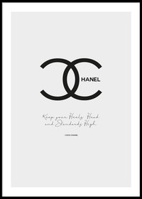 Coco Chanel #2 Poster