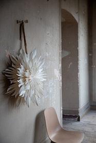 Fönsterstjärna - Eldig - 70 cm