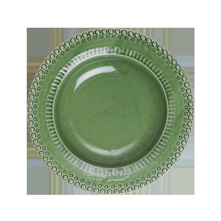 Dekorationsfat- Salladsskål