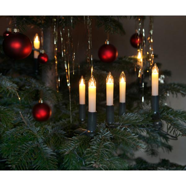Julgransbelysning - 16 Ljuskällor