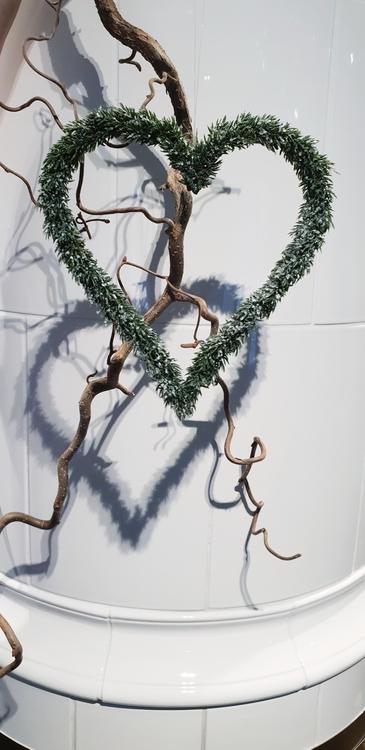 Hjärta - 24 cm