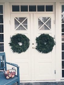 Dörrkrans - cypress 45 cm