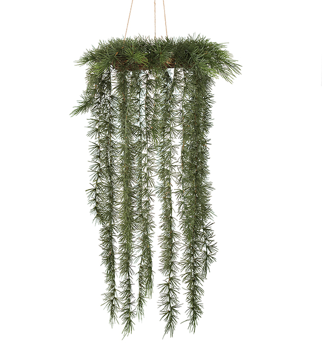 Hängande krans - Dekoration - 30 cm.
