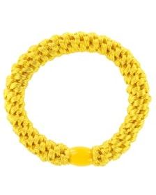 Hårsnodd Knekki Yellow