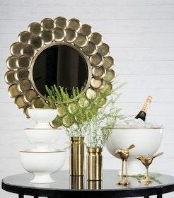 Spegel - Antik - 75 cm