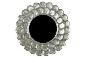 Spegel - Antik - Silver
