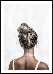 Topknot - Poster