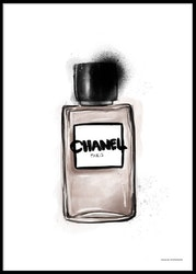 Chanel Parfume - Poster