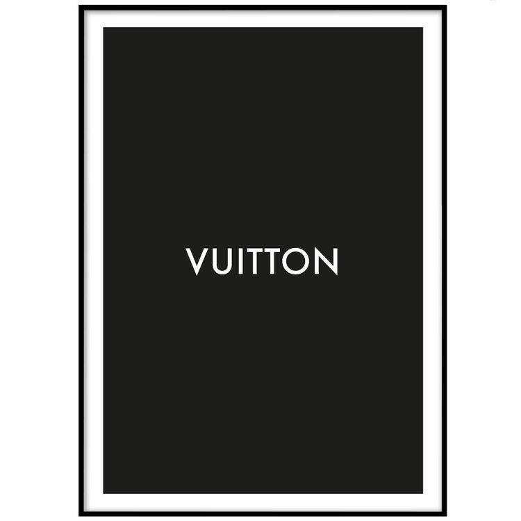 Louis Vuitton - Poster