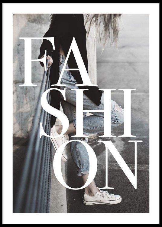 Fashion - Poster