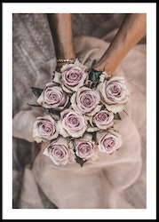 Purple Roses - Poster