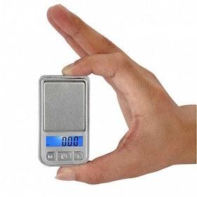 Mini Våg 200g med 0,01g känslighet