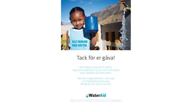 Vi går för rent vatten