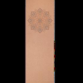 Glänta - Yogamatta av sammanpressad naturkork