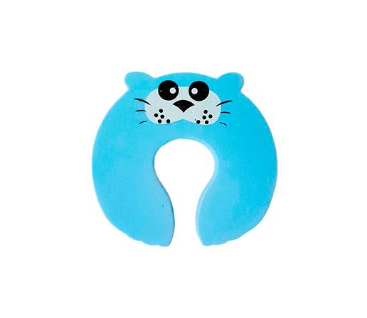 Dörrstopp djur - 1-pack blå säl
