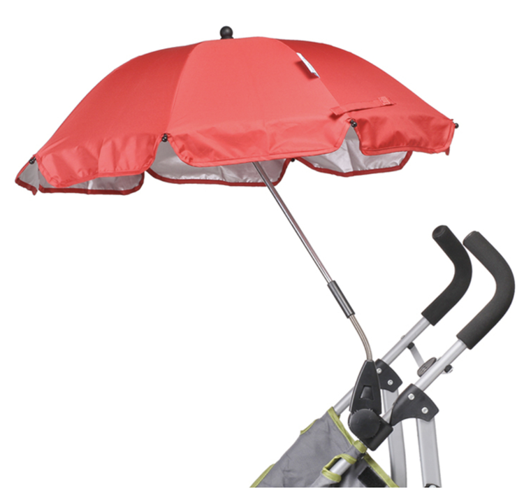 Parasoll  till Barnvagn