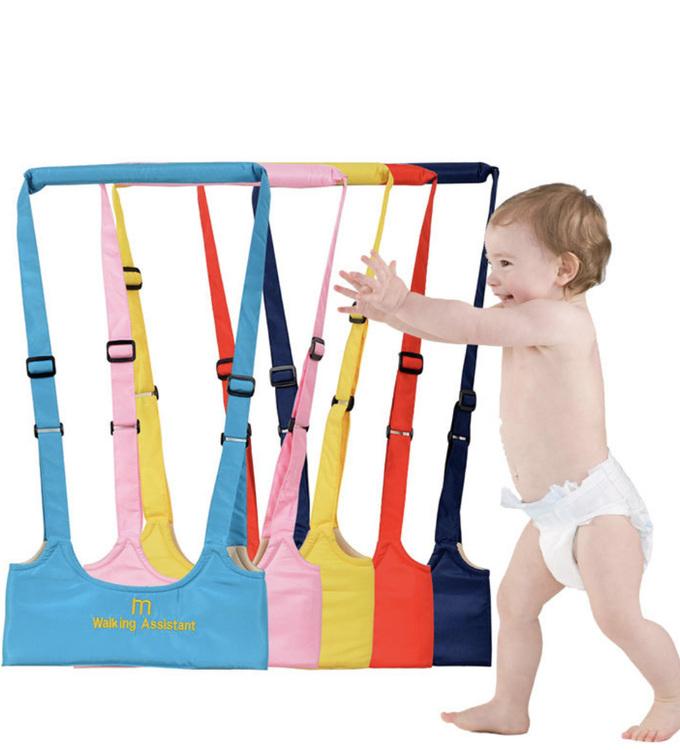 Lära-gå sele till barn i olika färger