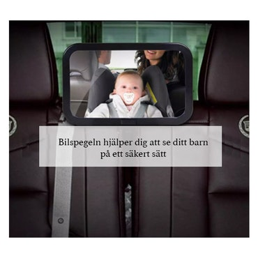 Bilspegel Barn