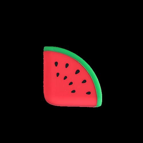 kantskydd till barnsäkerhet som ser ut som en vattenmelon