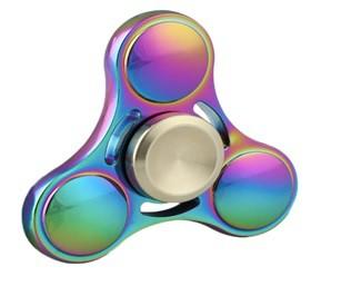 Fräcka Fidget Spinner av Metall  i hög kvalité, mycket snygg