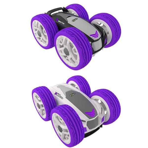 360 Mini Flip liten blixtrande snabb radiostyrd bil