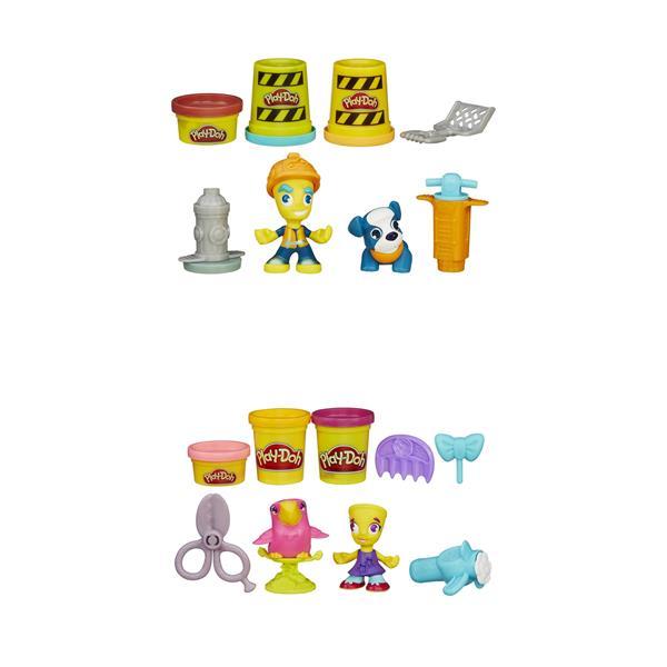 Play-Doh Town Figure & Pet, Figur, Husdjur & tillbehör