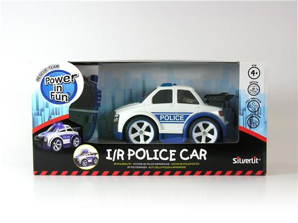 Police Car, Radiostyrd polisbil för de allra yngsta