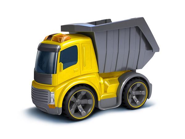 Builder Truck Radiostyrd lastbil med tippbart flak