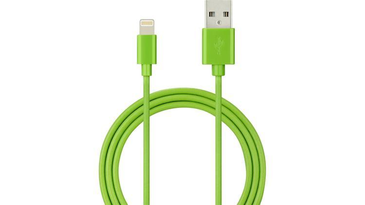 Trend Lightning kabel 3 meter för Apple finns i olika snygga färger