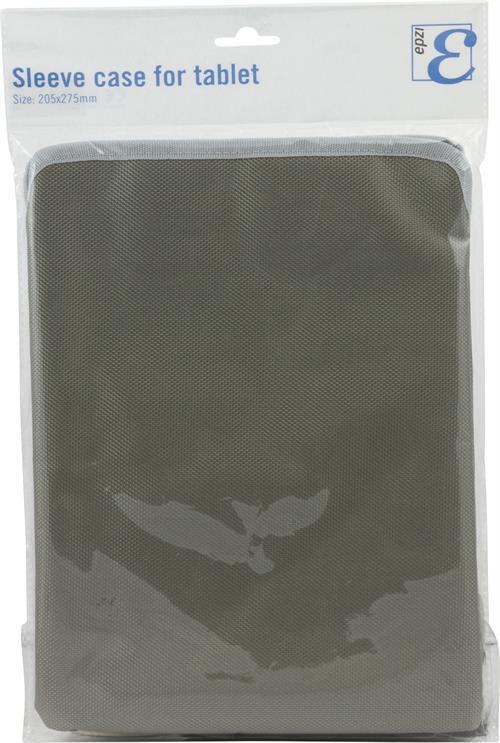 """Sleeve case, fodral för iPads/Android surfplattor till 13"""""""