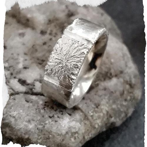 EDDAN silverring