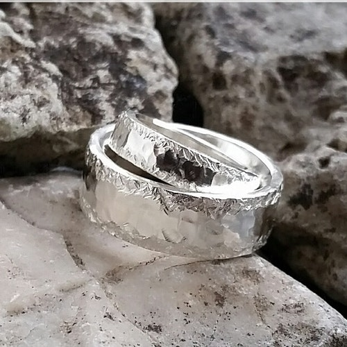 NJORD Silverring