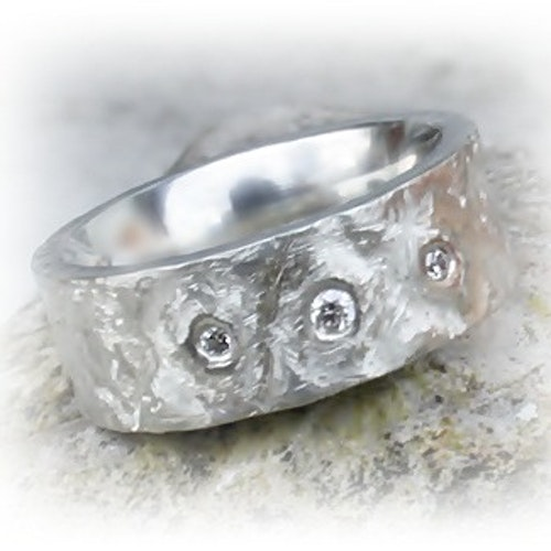 FREJ III Diamantring