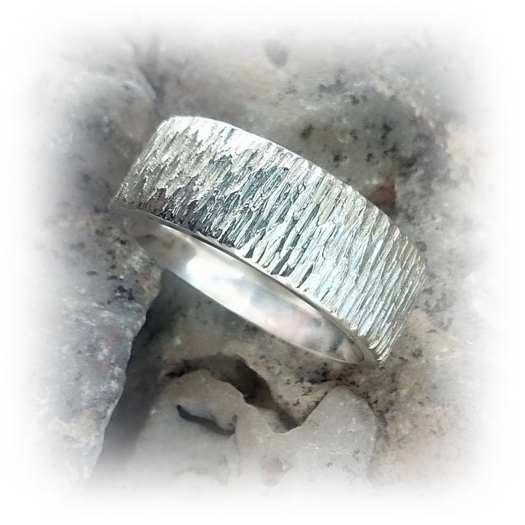 GLÖD Silverring