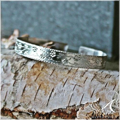 ALV armband i silver