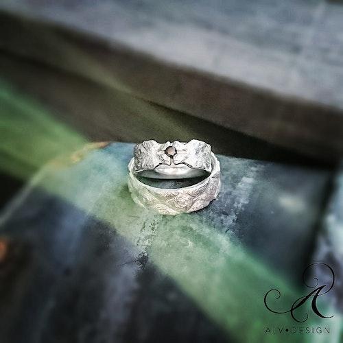 FREJ diamantring