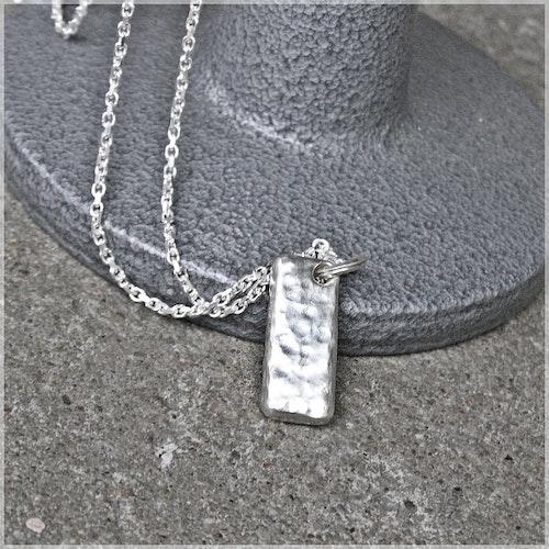 IVALDE halsband i silver