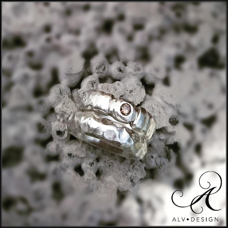 UNIK silverring