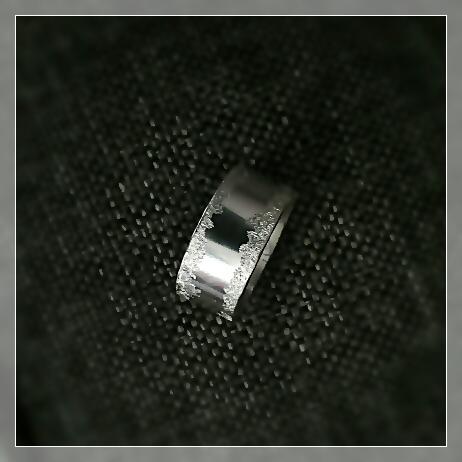 FLINGA silverring