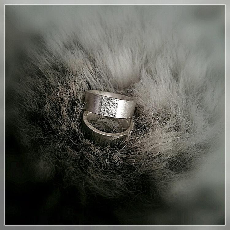 VIRA silverring