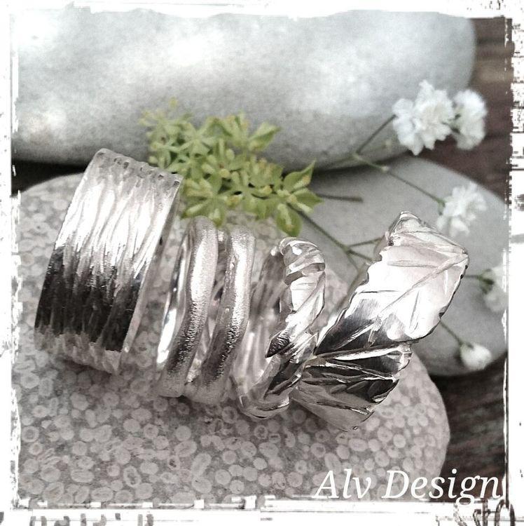 KVIST silverring