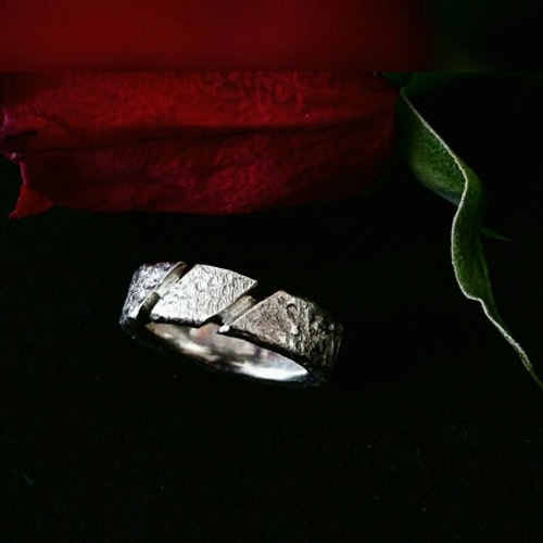 ATHENA silverring