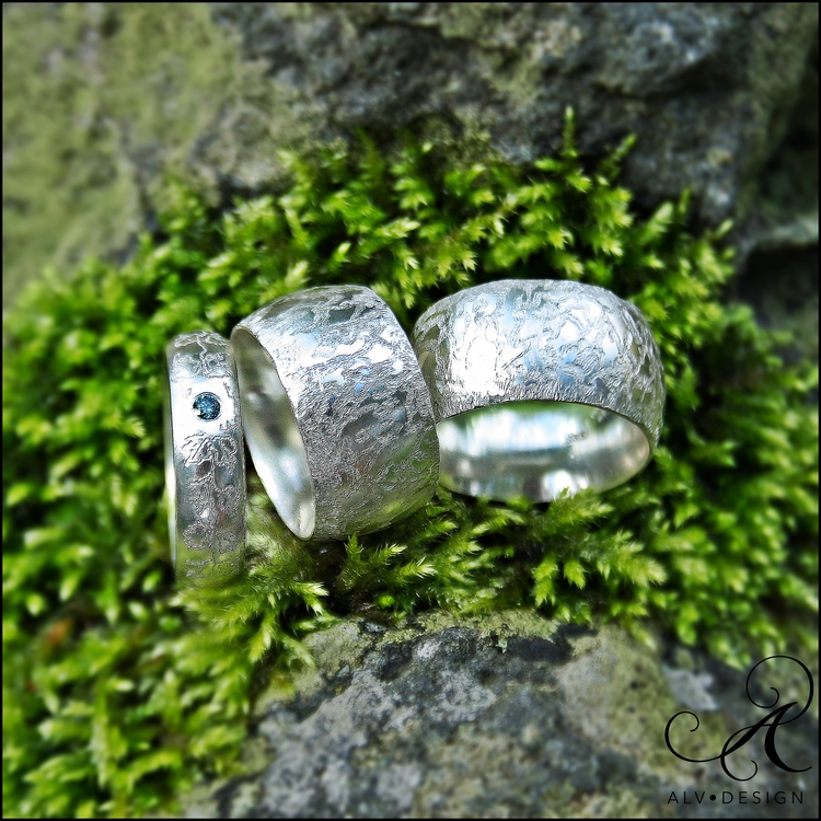 EPOK silverring