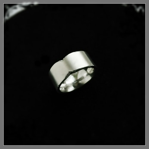 SILVER silverring