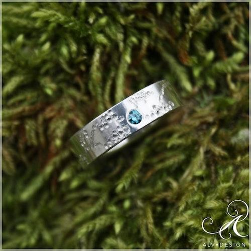 DRUVA Diamantring