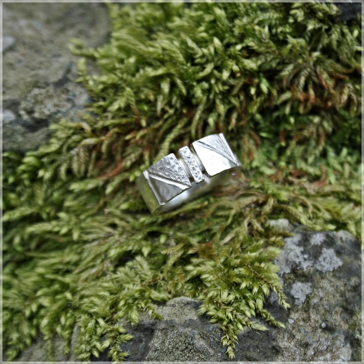 KLINGA silverring