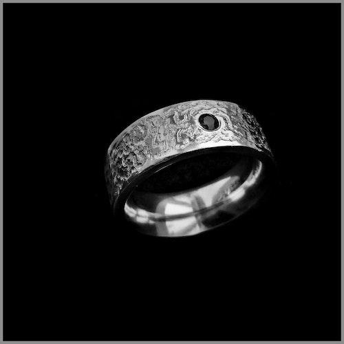 SINDRE diamantring
