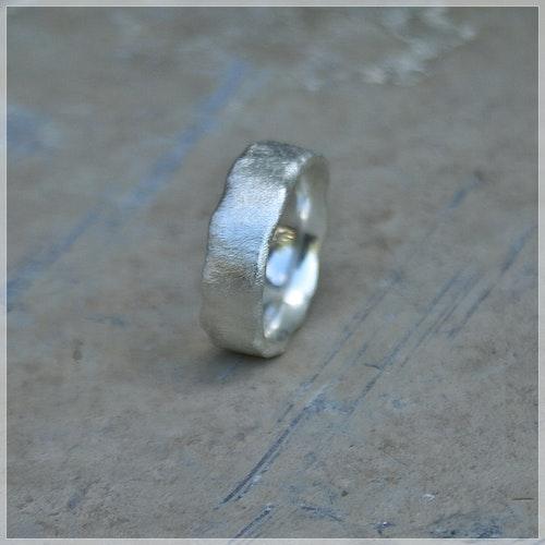 VIDAR silverring
